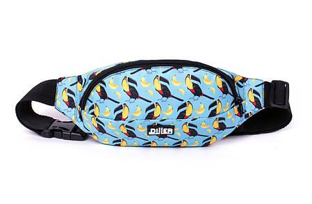 Поясная сумка Azure Birds Light, фото 2