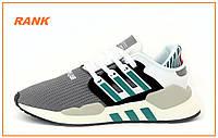 Кроссовки мужские Adidas Equipment EQT в стиле Адидас Эквипмент Кросівки Адідас Еквіпмент сірі