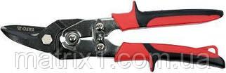 Ножиці по металу PROFI 260мм, прямий і лівий рез,сталь-СгМо // YATO