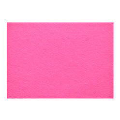Набір Фетр Santi жорсткий, глибокий рожевий, 21*30см (10л)