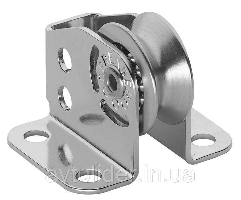 SPRENGER : Нержавеющий стоячий MIСRO XS блок на шарикоподшипнике, канат 4 мм