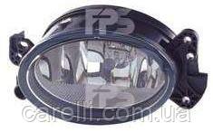 Фара противотуманная левая овальная Н11 для Mercedes 209 2002-09