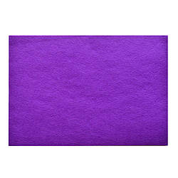 Набір Фетр Santi жорсткий, пурпурний, 21*30см (10л)