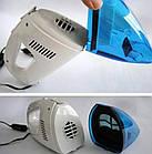 Автомобильный пылесос авто пылесос с функцией сбора воды | Машинный пылесос | Пылесос от прикуривателя, фото 8