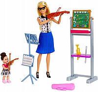 Лялька Барбі Вчитель музики Music Teacher Barbie DHB63 FXP18