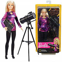 Лялька Барбі Астрофізик Astrophysicist Barbie GDM44 GDM47