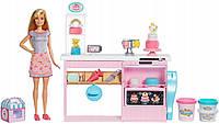 Ігровий набір Барбі Пекарня з аксесуарами Barbie GFP59
