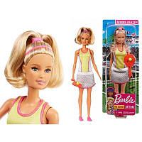 Лялька Барбі Тенісистка Barbie DVF50 GJL65