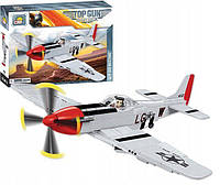 Конструктор Літак TOP GUN Maverick P-51D Mustang COBI-5806