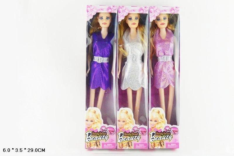 Лялька кукла типу Барби  3 види в коробці 8868-3