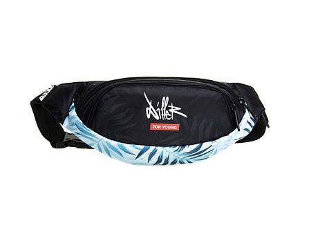 Поясная сумка Blue Tropic, фото 2