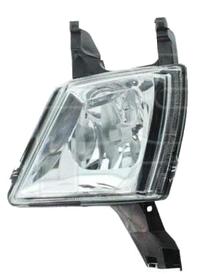 Противотуманная фара для Peugeot 407 '04- левая (Depo)