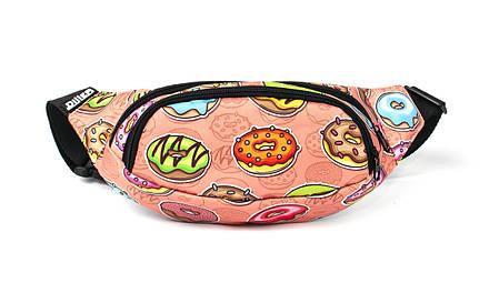 Поясная сумка Piggy Donuts, фото 2