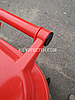 Євроконтейнер пластиковий, Weber V-120 л, червоний, фото 2