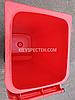 Євроконтейнер пластиковий, Weber V-120 л, червоний, фото 4
