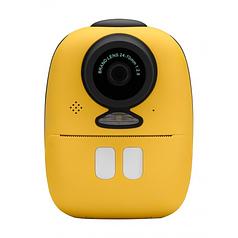 Камера с принтером для детей Redleaf BOB Yellow