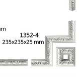 Молдинг для стен  Home Décor 1352-2 угловой  , лепной декор из полиуретана, фото 4