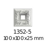 Молдинг для стен  Home Décor 1352-2 угловой  , лепной декор из полиуретана, фото 5