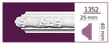 Угол  Home Décor 1352-1 угловой  , лепной декор из полиуретана, фото 2