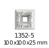 Угол  Home Décor 1352-1 угловой  , лепной декор из полиуретана, фото 4