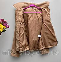 Пальто жіноче осінь - зима Розмір M-L ( А-56), фото 3