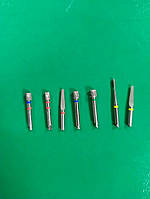 Бори алмазні Комет спеціальні форми ,Боры алмазные Комет,Komet diamanten Burs,специальные формы