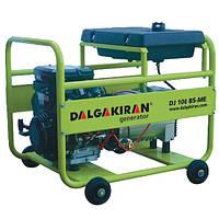 Однофазный бензиновый генератор DALGAKIRAN DJ 100 BS-ME