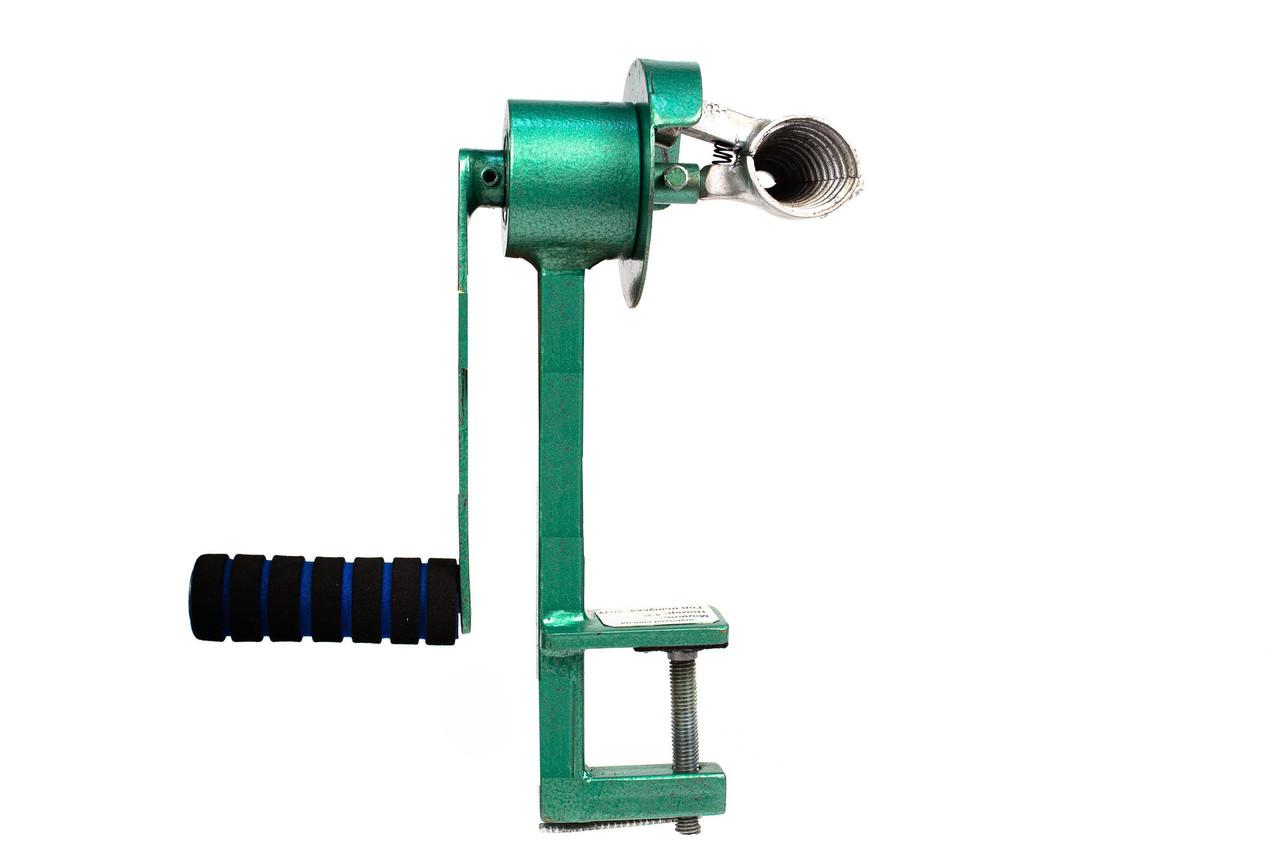 Механическая линия по переработке грецкого ореха, орехокол Бабочка сталь-2