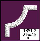 Молдинг для стен  Home Décor 1351 (2.44м) Flexi , лепной декор из полиуретана, фото 3