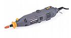 Шлифмашинка с гибким кабелем POWERMAT PM-SPT-350 350Вт 300ел, фото 3