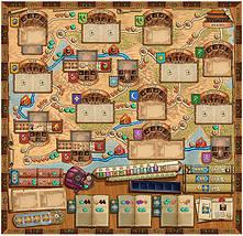 Настольная игра Марко Поло 2: На службе хана, фото 2