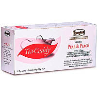 Чай белый ГРУША И ПЕРСИК Роннефельдт/ PEAR AND PEACH Tea-Caddy® Ronnefeldt