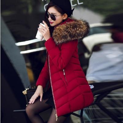 Зимний женский пуховик. Со съемным капюшоном. Модель 62126-н
