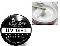 Гель для ногтей (белый) Ezflow