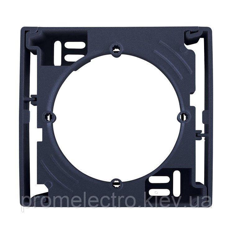 Коробка Schneider-Electric Sedna для наружного монтажа графит (SDN6100170)