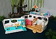 Передвижной пляжный авто дом для ЛОЛ, Pet Shop, Флоксовых зверушек., фото 4