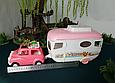 Передвижной пляжный авто дом для ЛОЛ, Pet Shop, Флоксовых зверушек., фото 6