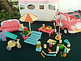 Передвижной пляжный авто дом для ЛОЛ, Pet Shop, Флоксовых зверушек., фото 5