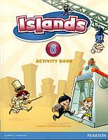 Islands 6 Activity book + pincode