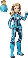 Кукла Капитан Марвел Marvel Captain Marvel Starforce Super Hero, фото 1