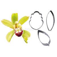 Орхидея Цибидиум набор каттеров для мастики, фото 1