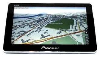 GPS навигатор PIONEER 5550 5*