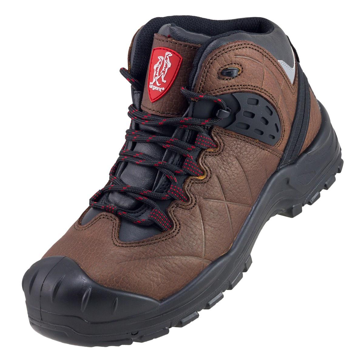 Ботинки  131 S1 с металлическим носком,антистатические. Urgent
