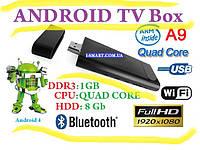 GK 802 Android TV 4.0 QUAD Core 1.6 HDMI WIFI GOOGLE TV BOX 1G DDR3 8GB + bluetooth