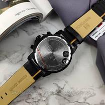 Оригинальные мужские наручные часы  Naviforce NF9110 Black-Brown Навифорс, фото 3