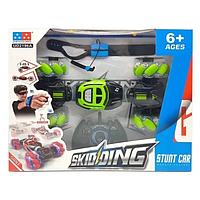 Трюковая Машинка-Багги Дрифтовая Светящаяся Champions, Управление От Руки + Пульт Ду 42См!