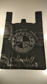 "Пакет 38х60 ""БМВ"" Seedoff чорний (100 шт)"