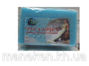 Мочалка традиционная для тела  Супер Торба (Русалочка) (1 пач)