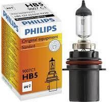 Лампа фары HB5 12V 65/55W PX29t (Philips)
