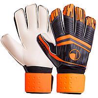 Перчатки вратарские с защитными вставками на пальцы FB-900